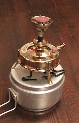 Primus 96 paraffin camp stove