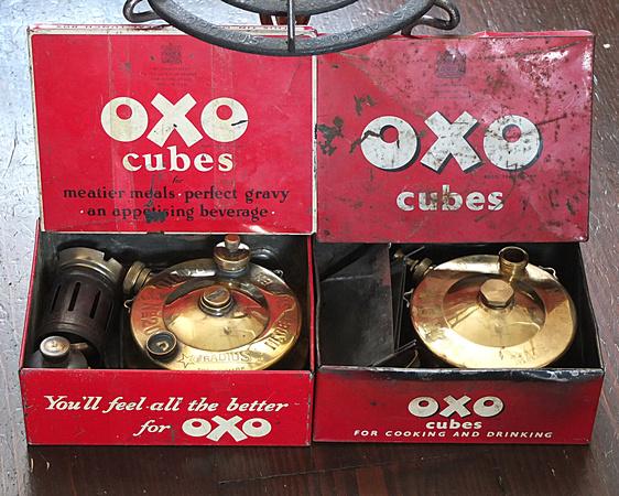 Anyone for OXO?